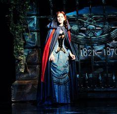 Emilie Lynn as Christine Daae,Phantom Tour