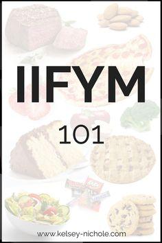 IIFYM   flexible dieting   macros   healthy eating  
