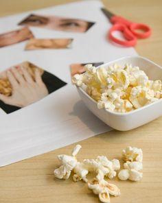Kindergarten Science Activities: Popcorn Science for All Five Senses!