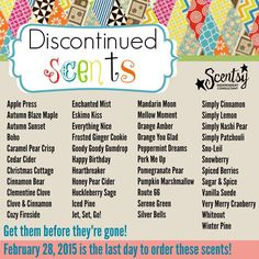 Can I just pout for a moment? My all time favorites are on this list! I am stocking up on Mandarin Moon, Honey Pear Cider, Enchanted Mist and Eskimo Kiss for sure! Gosh I can keep listing all the ones I want! Order yours before 2/28 at 10% off and get bars for $3.75 each with the popular Buy 5 Get 1 FREE combo!