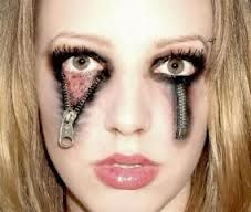 Scary Halloween costume idea