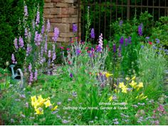 Defining Your Home, Garden and Travel: cottage garden