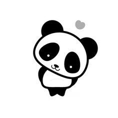 Cute Panda Wallpaper, Cute Pokemon Wallpaper, Funny Phone Wallpaper, Bear Wallpaper, Cute Disney Wallpaper, Panda Wallpapers, Cute Cartoon Wallpapers, Cool Art Drawings, Easy Drawings