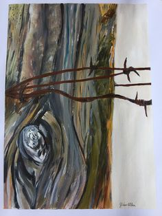 8 Barbed Painting, Art, Art Background, Painting Art, Kunst, Paintings, Performing Arts, Painted Canvas, Drawings