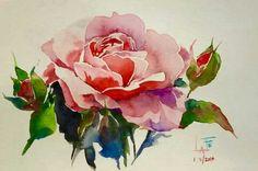 La Fe watercolor