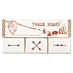 Great Plains Soap Set