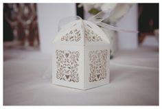 White wedding gift box Mckenzie Brown Photography » Wedding Photography Blog