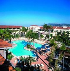 Ritz Carlton- Laguna Niguel, California