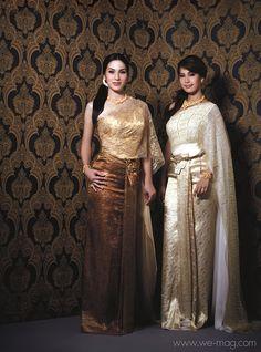 Traditional Thai dresses