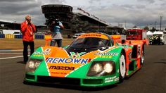 Mazda 787B visits Le Mans 20 years after its historic victory - Autoblog