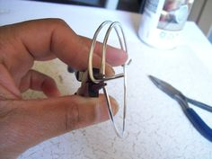 How to make an adjustable bangle bracelet #handmade #jewelry