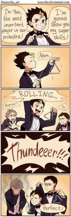 Haikyuu!!  Nishinoya Yuu
