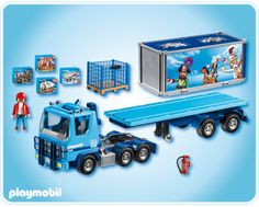 Playmobil Container Truck 4447