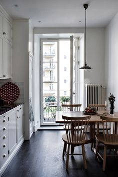 my scandinavian home: Before & After: A Swedish Kitchen Gets a DIY Makeover!