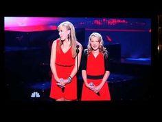 America's Got Talent 2010 top 10- Christina and Ali