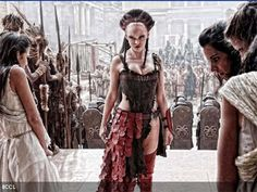 Conan The Barbarian's Marique