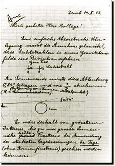 Two things you can learn reading Albert Einstein's personal correspondence – Boing Boing