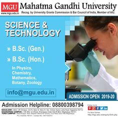 College Counseling, Mahatma Gandhi, Zoology, School Classroom, Higher Education, College Life, Botany, Science And Technology, Mathematics
