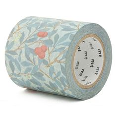 MT MT masking tape William Morris Arbutus