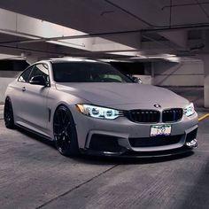BMW F32 4 series grey