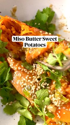 Sweet Potato Recipes, Vegetable Recipes, Vegetarian Recipes, Cooking Recipes, Healthy Recipes, Miso Butter, Vegetable Dishes, Thanksgiving Recipes, Food For Thought