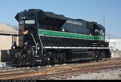 RailPictures.Net Photo: KLWX 2250 Knoxville Locomotive Works KLW20B at Aiken, South Carolina by Grady F. McKinley