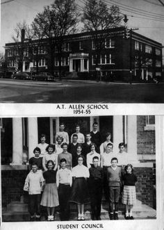 Yesterday: The days of A.T. Allen School
