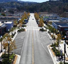 Take a stroll down Main Street in Old Town Newhall #SCV