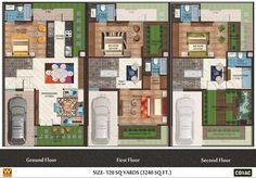 airwil conac floor plan