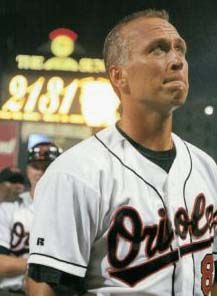 """Cal Ripken, Jr. [baseball] """"Iron Man"""" achieved the impossible: he broke Lou Gehrig's (Iron Horse) record for most consecutive games played without a rest. Whereas Gehrig was humble, Ripken was selfish regarding """"The Streak"""". Cal needed to rest  since he would slump, and blocked rookies. Cal was a natural leader who led by example, and created an image of being the tireless dedicated loyal worker. But he was influential behind the scenes as well, and had more power than managers. Scandal…"""