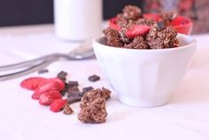 Paleo Chocolate Granola With Dried Berries from Against All Grain