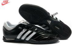 Buy 2013 New Adidas adipure 11Pro TRX IC - Black-Running White-White Football Boots On Sale