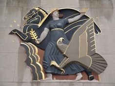 Rockefeller Center, Art Deco