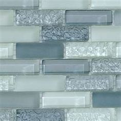 Grey Blue Backsplash - Bing Images