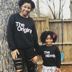 #TheOriginal #TheRemix does it get any cuter?!?