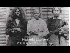 Choctaw Indians of Amite, Louisiana  ~~~ Continue to research the Choctaw Nation for Mom's Family ~~ USE THIS AS AN EXAMPLE OF THE VIDEO I WANT TO MAKE FOR OUR FAMILY HISTORY/LEGACY PROJECT