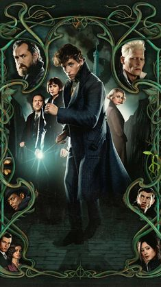 """Wallpaper for """"Fantastic Beasts: The Crimes of Grindelwald"""" Posters Harry Potter, Ant Man 2015, Harry Potter Background, Crimes Of Grindelwald, Fantastic Beasts And Where, Movie Wallpapers, Harry Potter Universal, Infinity War, Avengers"""