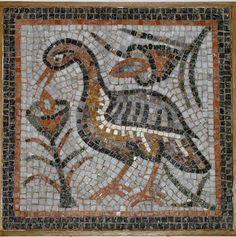 """Képtalálat a következőre: """"olive roman mosaic"""" Wood Mosaic, Mosaic Diy, Stone Mosaic, Mosaic Glass, Mosaic Mirrors, Mosaic Wall, Stained Glass, Mosaic Animals, Mosaic Birds"""