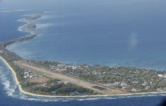 Em vez de afundar, um arquipélago do Pacífico está a aumentar de tamanho