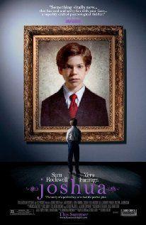 Joshua - great psychological thriller!