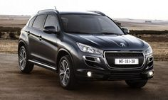Peugeot 4008 crossover 2012