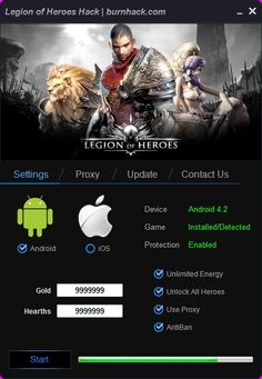 Legion of Heroes Hack Unlimited Gold Cheat Android/iOS  http://burnhack.com/legion-heroes-hack-unlimited-gold-cheat-androidios/