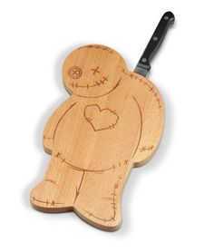 Fred and Friends OUCH! Voodoo Cutting Board Fred & Friends