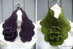 Irish crochet &: SCARFS .........ШАРФЫ