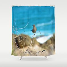 Shower Curtains, Ocean, Bathroom Ideas, Artwork, Design, Work Of Art, Auguste Rodin Artwork, The Ocean