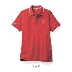 メンズ フェラーリ ポロシャツ【ネット限定カラーあり】