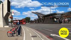 Cycling in London - EP.1 - Fulham to Southwark - YouTube Cycling In London, Fulham, Park, Youtube, Parks, Youtubers, Youtube Movies