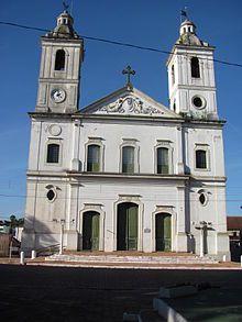 Igreja Matriz Nossa Senhora do Rosário-Rio Pardo/RS
