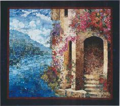 Cote d'Azur, 2001, Lenore Crawford.