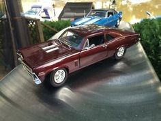 Chevrolet Nova 1969 SS 396 diecast 1/18 die cast ERTL Longueuil / South Shore Greater Montréal image 1